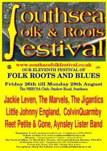 Festival Poster For 2011